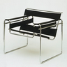Chaise Wassily - 1926 - Marcel Breuer